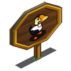 Eider Duck Mastery Sign-icon
