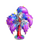 Fancy Feather Tree-icon