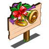 Holiday Bells Mastery Sign-icon