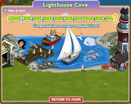 Lighthouse Cove Stage 10