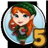 Mistletoe Lane Chapter 10 Quest 5-icon