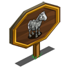 Mongolian Horse Mastery Sign-icon
