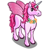 Pink Fairy Unicorn-icon