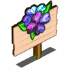 Rainbow Shamrock Mastery Sign-icon
