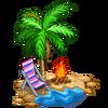 Beach Campfire-icon