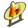 Candy Corn Tree Mastery Sign-icon