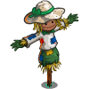 Raggedy Scarecrow-icon