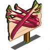 Rhubarb Mastery Sign-icon