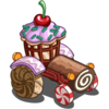 Candy Tractor