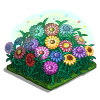 Glowing Flowerbed-icon