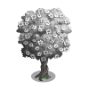Grayscale Tree-icon