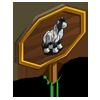 Irish Cob Horse Mastery Sign-icon