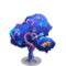 Rainbow Neon Hearts Tree-icon