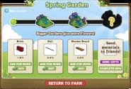 Spring Garden Stage 1
