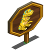 Allosaurus Mastery Sign-icon