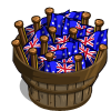 Australian Flag (crop) Bushel-icon