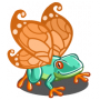 Baby Fairy Frog-icon