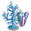 Bare Crystal Tree-icon