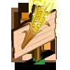 Bright Stalk Mastery Sign-icon