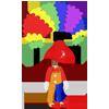 Clown Costume-icon