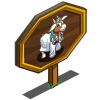Doctor Goat Mastery Sign-icon
