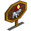 Fireman Puppy Mastery Sign-icon