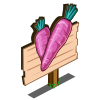 Forbidden Carrot Mastery Sign-icon