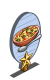 Fried Rice 1 Star Mastery Sign-icon