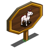 Red Horse Mastery Sign-icon