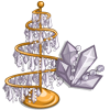 Spiral Crystal Tree-icon