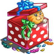Surprise Gift Kitten-icon