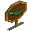 Caiman Mastery Sign-icon