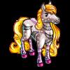Creepy Smile Horse-icon