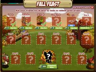 Fall Festival Day 5