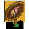 High Fashion Horse Mastery Sign-icon