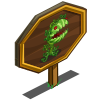 Melon Monster Mastery Sign-icon