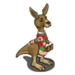 Ugly Sweater Kangaroo-icon