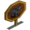 Black Tiger Mastery Sign-icon