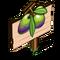 Brush Olive Mastery Sign-icon