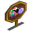 Bubble Gum Sheep Mastery Sign-icon