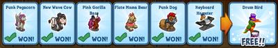 Mystery Game 128 Rewards Revealed
