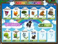 Rainbow Adventure Countdown Day 10