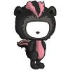 Skunk (costume)-icon