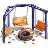 Autumn Bonfire Swings-icon