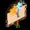 Dragon Sparklers Mastery Sign-icon