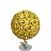 Gold Chain Tree-icon