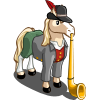 Horn Blower Horse-icon