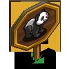 Mini Panda Mastery Sign-icon