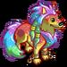 Rainbow Fantasy Fenrir-icon