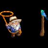 Self Lasso Gnome-icon